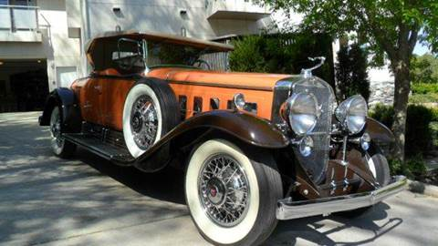 1931 Cadillac V16 for sale at KC Vintage Cars in Kansas City MO