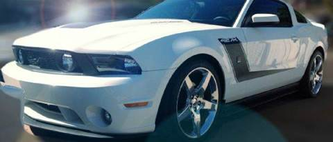 2010 Ford Mustang for sale at KC Vintage Cars in Kansas City MO