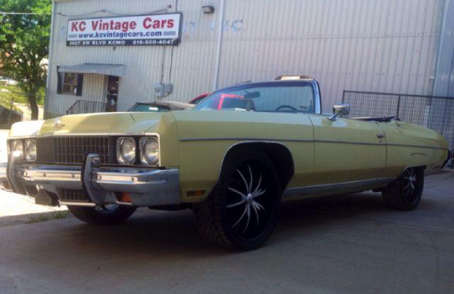 1973 Chevrolet Caprice Convertible - Kansas City MO