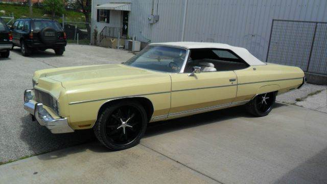 1973 Chevrolet Caprice for sale at KC Vintage Cars in Kansas City MO