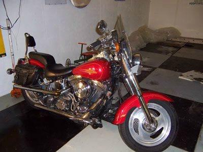 1994 Harley-Davidson FLST for sale at KC Vintage Cars in Kansas City MO