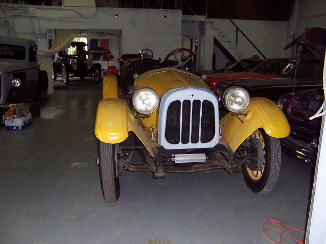 1927 Chandler Light Weight Touring - Kansas City MO