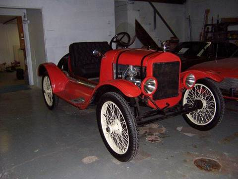 1925 Ford T Speedster