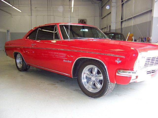 1966 Chevrolet Impala for sale at KC Vintage Cars in Kansas City MO