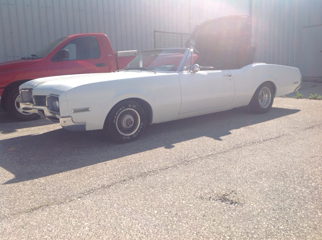1967 Oldsmobile Delta Convertible  - Kansas City MO