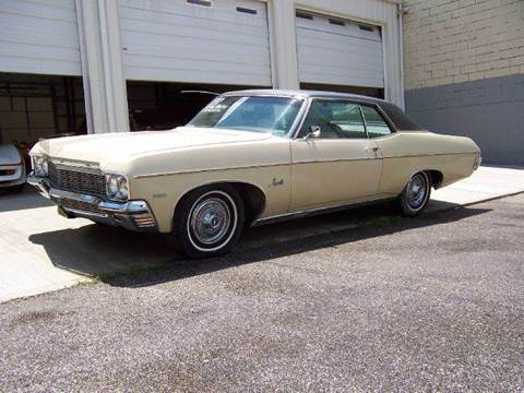 1970 Chevrolet Impala for sale at KC Vintage Cars in Kansas City MO