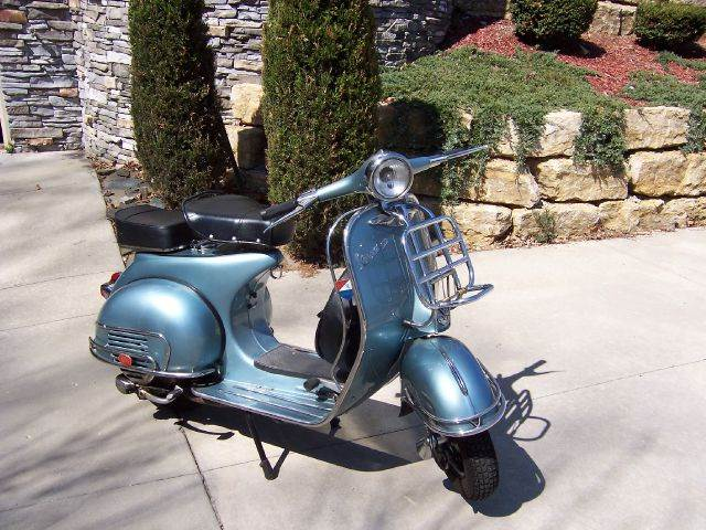 1961 Vespa Scooter for sale at KC Vintage Cars in Kansas City MO