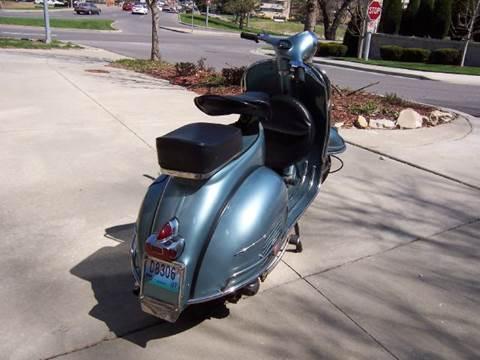 1961 Vespa Scooter