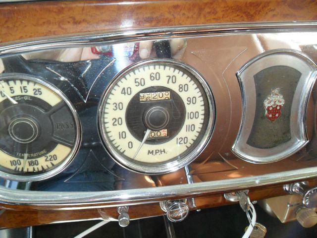 1935 Packard Series #1202 Convertible - Kansas City MO