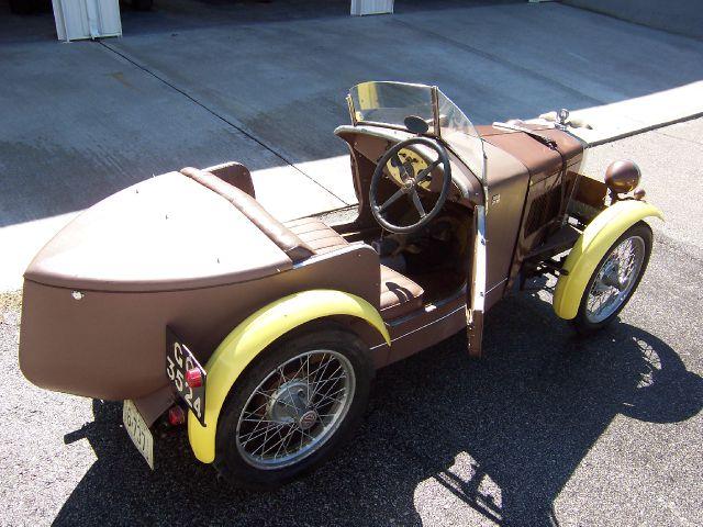 1930 MG Midget  - Kansas City MO