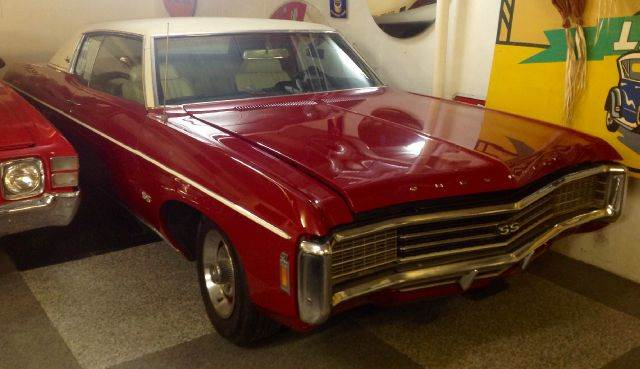 1969 Chevrolet Impala for sale at KC Vintage Cars in Kansas City MO