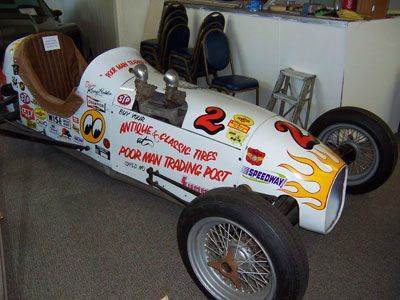 1950 Sprint Race Car for sale at KC Vintage Cars in Kansas City MO