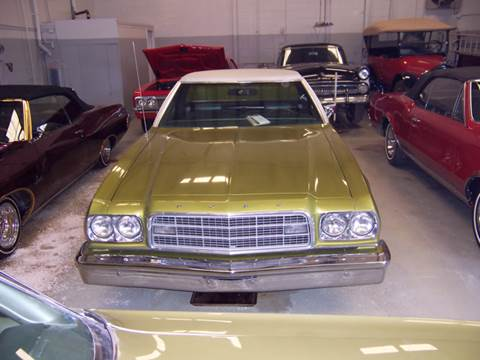 1973 Ford Ranchero for sale at KC Vintage Cars in Kansas City MO