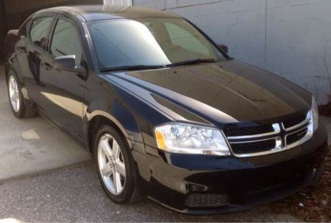 2013 Dodge Avenger for sale at KC Vintage Cars in Kansas City MO
