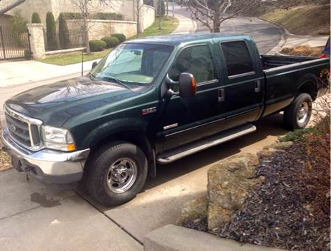 2003 Ford F-250 for sale at KC Vintage Cars in Kansas City MO