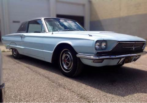 1966 Ford Thunderbird for sale at KC Vintage Cars in Kansas City MO