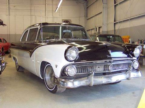 1955 Ford Fairlane for sale at KC Vintage Cars in Kansas City MO