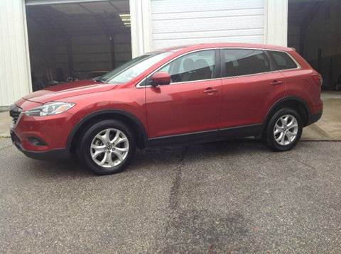 2013 Mazda CX-9 for sale at KC Vintage Cars in Kansas City MO