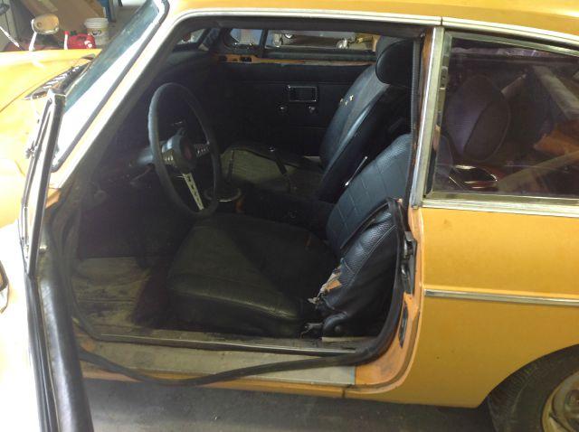 1970 MG B  - Kansas City MO