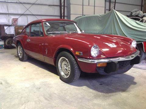 1973 Triumph GT6 for sale at KC Vintage Cars in Kansas City MO