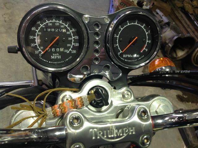 1996 Triumph Thunderbird Base 900 - Kansas City MO