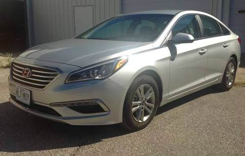 2015 Hyundai Sonata for sale at KC Vintage Cars in Kansas City MO