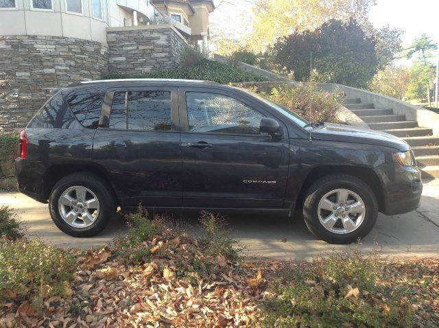 2014 Jeep Compass for sale at KC Vintage Cars in Kansas City MO