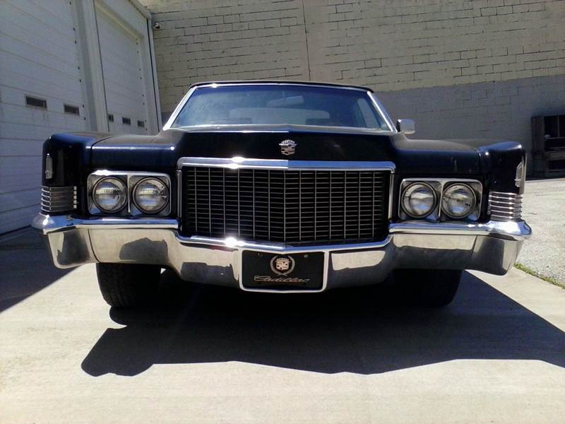 1970 Cadillac DeVille  - Kansas City MO