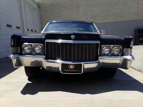 1970 Cadillac DeVille for sale at KC Vintage Cars in Kansas City MO
