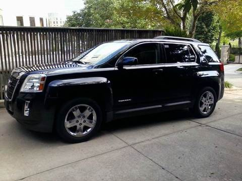 2012 GMC Terrain for sale at KC Vintage Cars in Kansas City MO