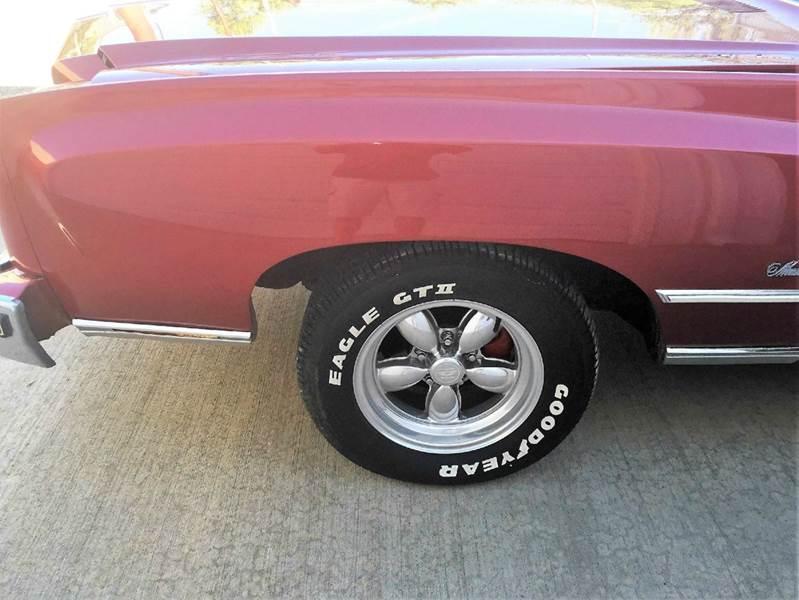 1976 Chevrolet Monte Carlo  - Kansas City MO