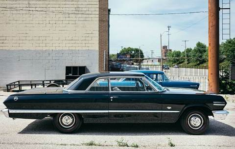 1963 Chevrolet Impala for sale at KC Vintage Cars in Kansas City MO