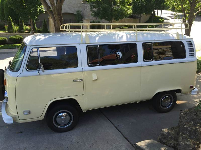1974 Volkswagen Bus for sale at KC Vintage Cars in Kansas City MO