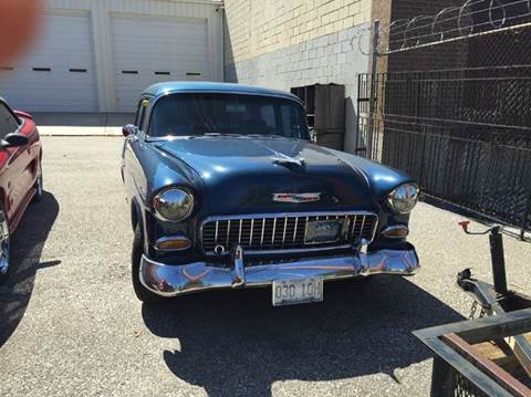 1955 Chevrolet 210 for sale at KC Vintage Cars in Kansas City MO