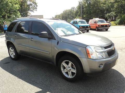 2005 Chevrolet Equinox for sale in Lake Hopatcong, NJ