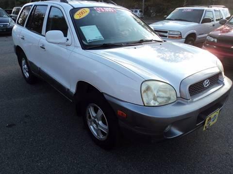 2002 Hyundai Santa Fe for sale in Lake Hopatcong, NJ