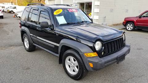 2007 Jeep Liberty for sale in Lake Hopatcong, NJ