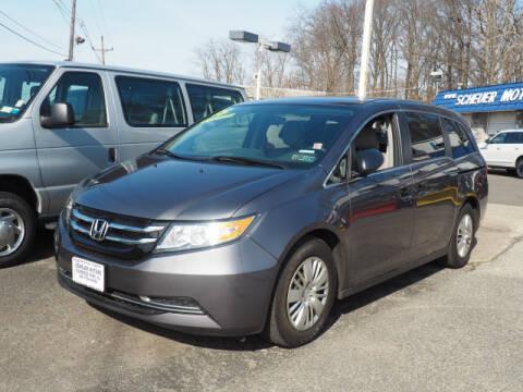 2015 Honda Odyssey for sale in Elmwood Park, NJ