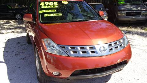 2003 Nissan Murano for sale in Stuart, FL