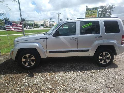 2008 Jeep Liberty for sale in Stuart, FL
