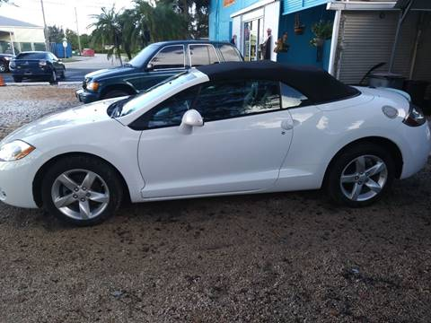 2008 Mitsubishi Eclipse Spyder for sale in Stuart, FL