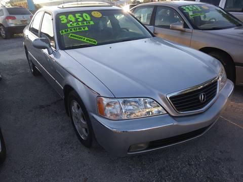 2002 acura rl for sale carsforsale com