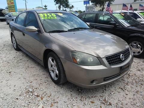 2005 Nissan Altima For Sale >> 2005 Nissan Altima For Sale In Stuart Fl Carsforsale Com