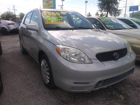 2004 Toyota Matrix for sale in Stuart, FL