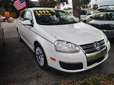 2010 Volkswagen Jetta for sale in Stuart, FL