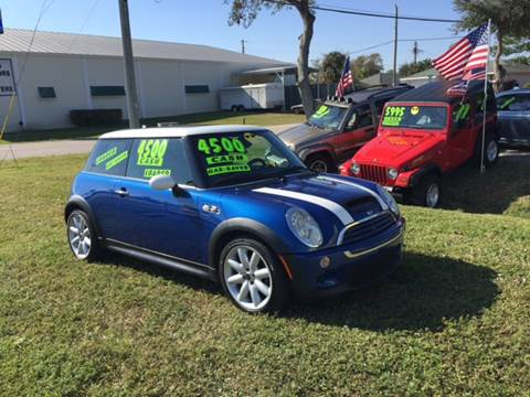 2005 MINI Cooper for sale at AFFORDABLE AUTO SALES OF STUART in Stuart FL