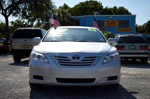2008 Toyota Camry for sale in Stuart, FL