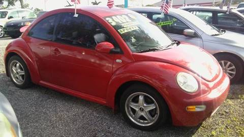 2002 Volkswagen New Beetle for sale in Stuart, FL