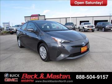 2016 Toyota Prius for sale in Houston, TX
