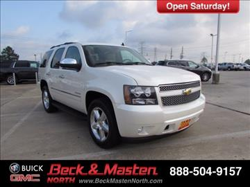 2011 Chevrolet Tahoe for sale in Houston, TX